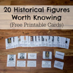 20 Historical Figures Worth Knowing