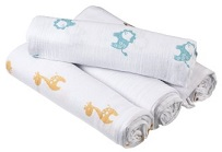 Aden By Aden + Anais Swaddle Blankets