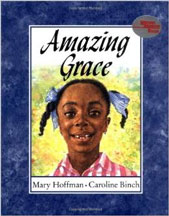 Amazing Grace by Mary Hoffman
