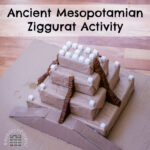 Ancient Mesopotamian Ziggurat Activity