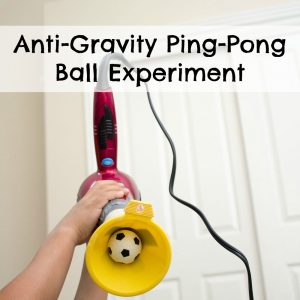 Anti-Gravity Ping Pong Ball