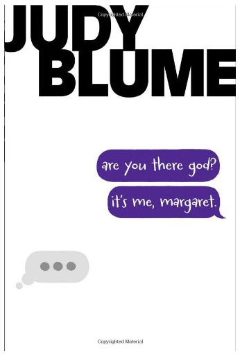 Are You There God, It's Me Margaret