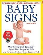Baby Signs by Linda Acredolo and Susan Goodwyn