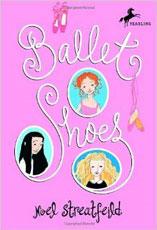 Ballety Shoes by Noel Streatfeild