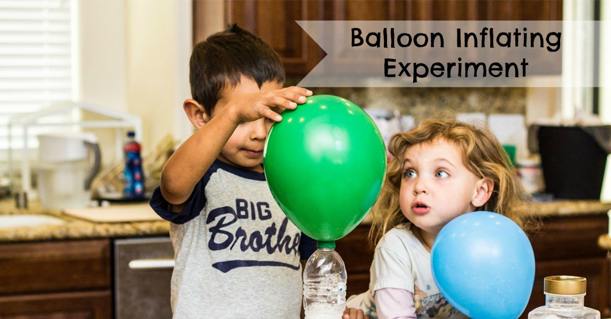 Balloon Inflating Experiment Researchparent Com
