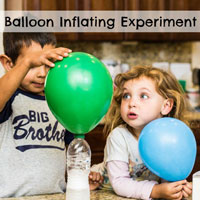 Balloon Inflating Experiment