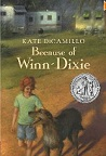 Because of Winn Dixie by Kate DiCamillo