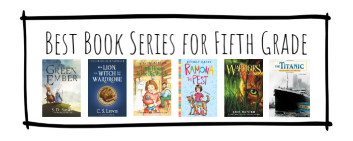 Best Books for Fifth Grade