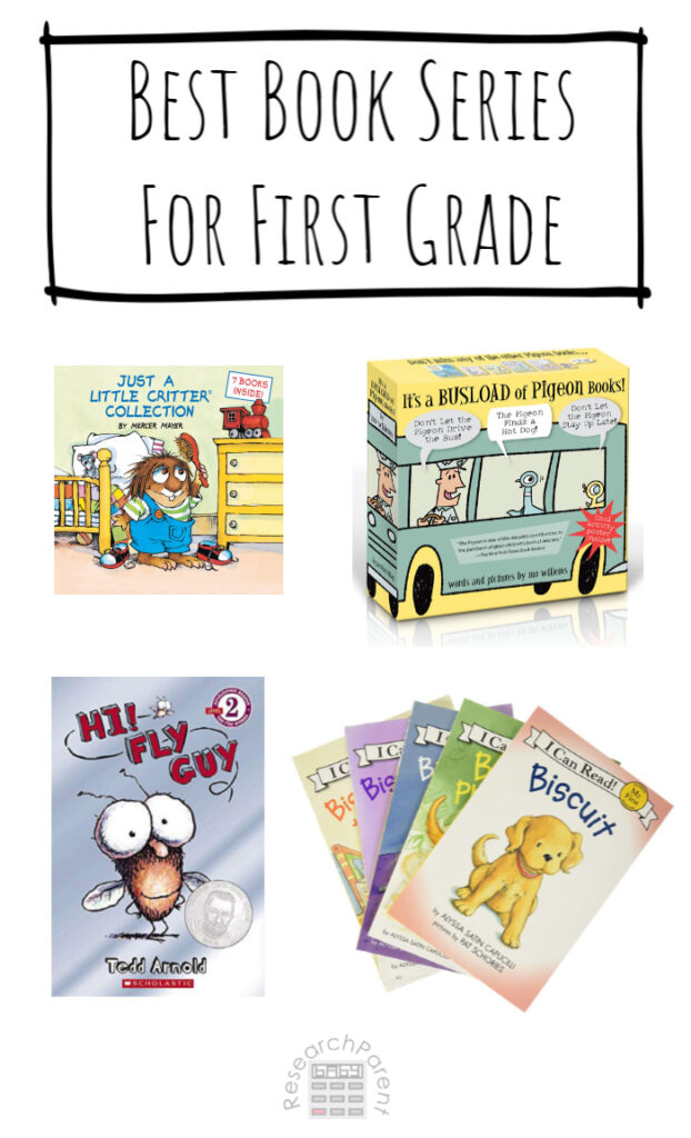 Best Book Series for First Grade