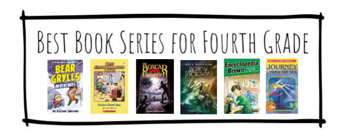 Best Book Series for Fourth Grade