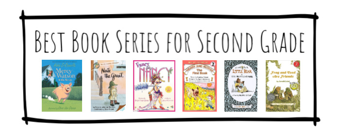 Best Book Series for Second Grade