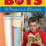 Best Books for Boys: A Resource for Educators