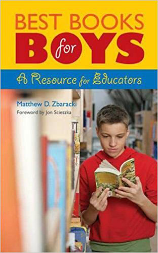 Best Books for Boys by Matthew Zbaracki