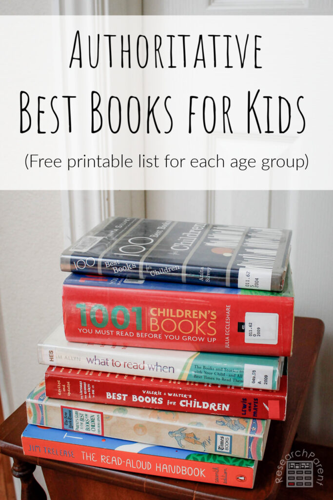 Authoritative Best Books for Kids