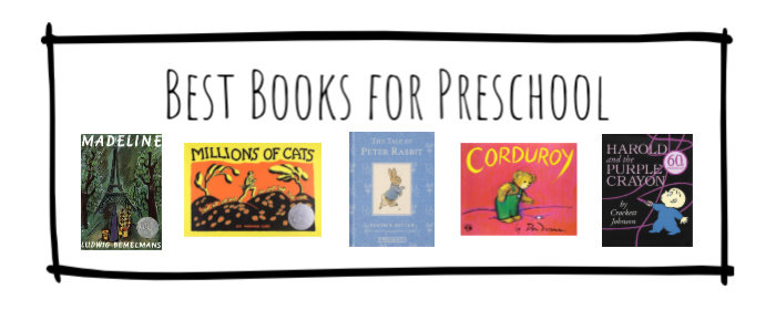 Best Books for Preschool