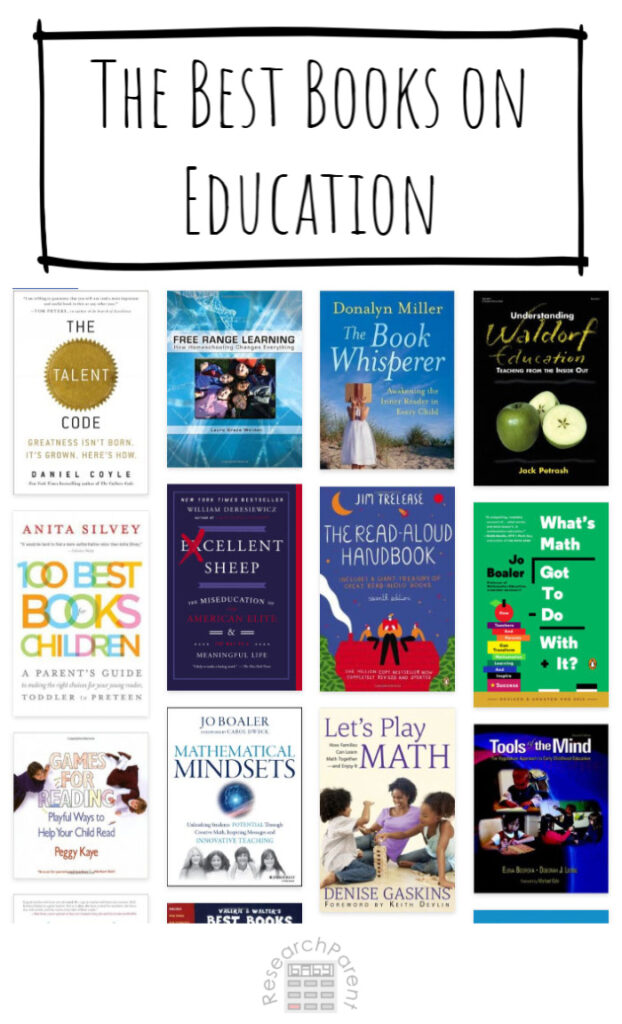 The Best Parenting Books on Education
