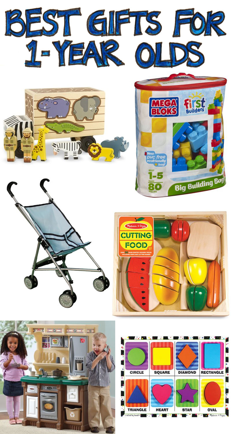 Best Gifts for 1-Year-Olds - ResearchParent.com