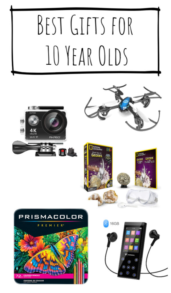 Best Gifts for 10 Year Olds