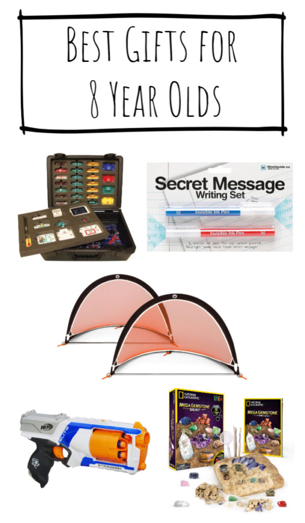 Best Gifts for 8 Year Old
