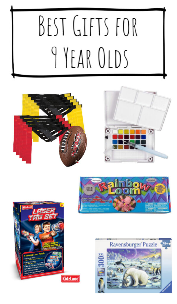 Best Gifts for 9 Year Olds