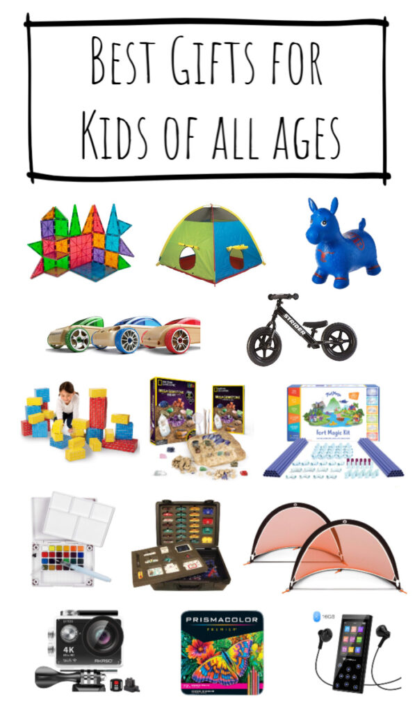 Best Gifts for Kids of All Ages
