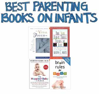 Best Parenting Books on Infants