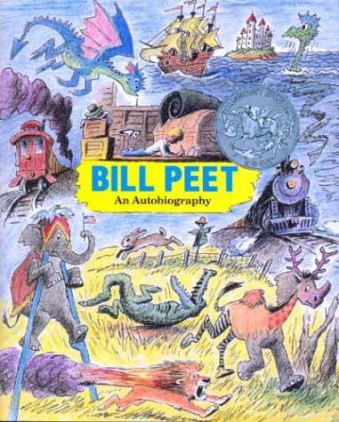 Bill Peet: An Autobiography by Bill Peet