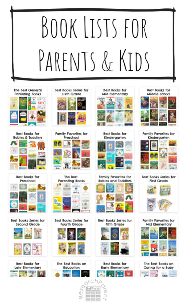 Book Lists for Parents and Kids