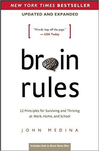 Brain Rules for Baby by John Medina