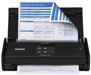 Brothers Desktop Scanner ADS1000W