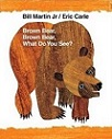 Brown Bear Brown Bear What Do You See by Bill Martin Jr.