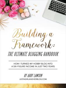Building a Framework