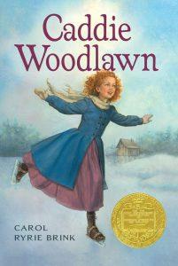 Caddie Woodlawn by Carol Ryrie Brink