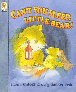 Can't You Sleep Little Bear by Mark Waddell