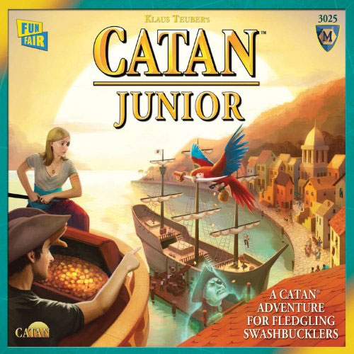 Catan Junior by Mayfair Games
