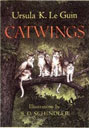Catwings by Ursula K. Le Guin