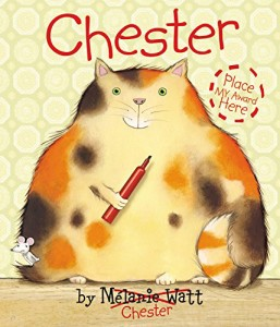 Chester by Melanie Watt (2007)