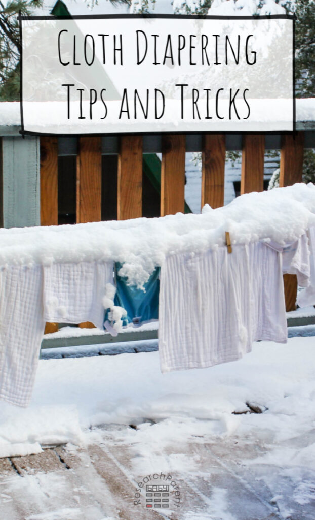 Cloth Diapering Tips and Tricks