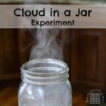 Cloud in a Jar Experiment