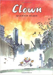 Clown by Quentin Blake