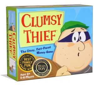 Clumsy Thief by Melon Rind