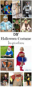 DIY Halloween Costume Inspiration (& $500 Giveaway!)