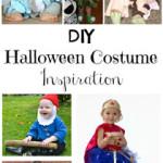 DIY Halloween Costume Inspiration