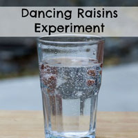 Dancing Raisins Experiment