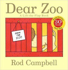 Dear Zoo by Rod Campbell