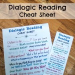 Dialogic Reading Cheat Sheet