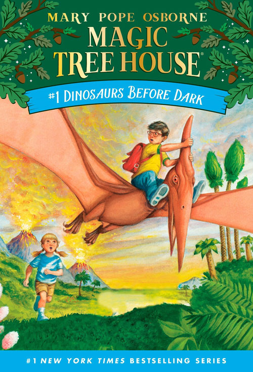 Magic Tree House by Mary Pope Osbourne