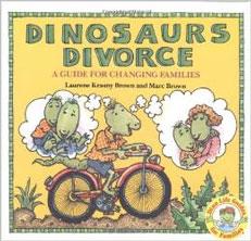 Dinosaurs Divorce by Laurene Krasny Brown