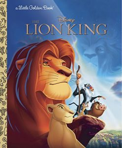 Disney's The Lion King by Justine Korman