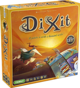 Dixit by Asmodee